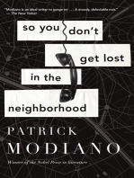 So You Don't Get Lost in the Neighborhood