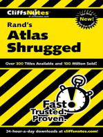 CliffsNotes on Rand's Atlas Shrugged