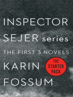 Inspector Sejer Series