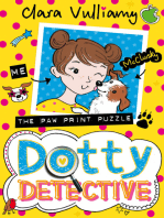The Paw Print Puzzle (Dotty Detective, Book 2)
