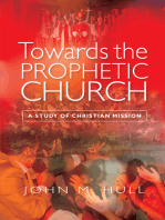 Towards the Prophetic Church