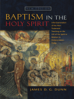 Baptism in Holy Spirit