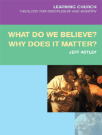 What do we believe?