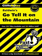 CliffsNotes on Baldwin's Go Tell It on the Mountain