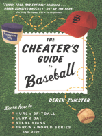 The Cheater's Guide to Baseball