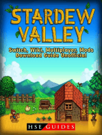 Stardew Valley Switch, Wiki, Multiplayer, Mods, Download Guide Unofficial
