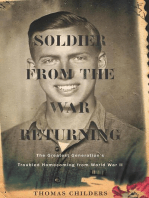Soldier from the War Returning