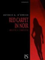 Red carpet in noir. Delitto a Cinecittà