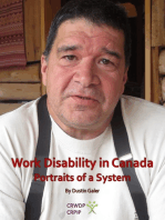 Work Disability In Canada