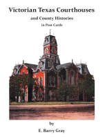 Victorian Texas Courthouses