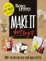 Better Homes and Gardens Make It, Don't Buy It