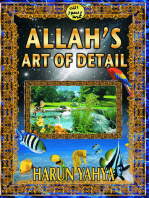 Allah's Art of Detail