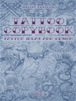 TATTOO Copybook: Tattoo ideas and design