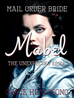 Mail Order Bride: Mabel - The Unexpected Bride: Brides Of Paradise, #2