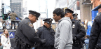 Wrong-footing the NYPD