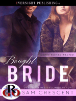 Bought Bride