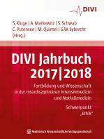 DIVI Jahrbuch 2017/2018
