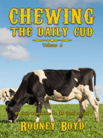 Chewing the Daily Cud, Volume 4