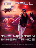 The Martian Inheritance: The Athena Lee Chronicles