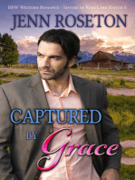 Captured by Grace (BBW Western Romance)