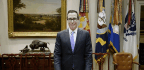 LA Psychologist Claims To Have Left Manure Outside Steve Mnuchin's Home