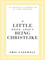 A Little Book About Being Christlike