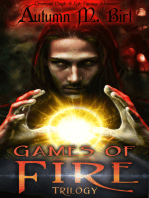Games of Fire Trilogy