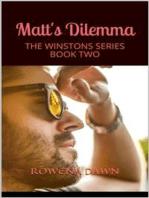 Matt's Dilemma (The Winstons, #2)