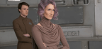 'The Last Jedi's' Laura Dern on Answering to 'Space Dern' and Getting LGBTQ Characters Into the 'Star Wars' Universe