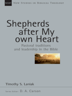 Shepherds After My Own Heart