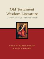 Old Testament Wisdom Literature