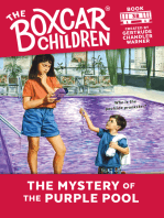 The Mystery of Purple Pool