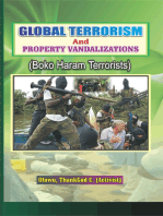 Global Terrorism & Property Vandalization (Boko Haram Terrorists)