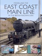 Modelling the East Coast Main Line in the British Railways Era