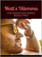 Matt's Dilemma Book 2 in the Winstons Series
