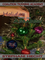 Holiday with an Assassin (Coalition Training Academy #3)
