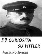 59 curiosità su Hitler