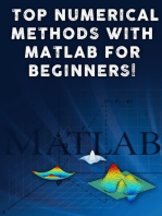 Top Numerical Methods With Matlab For Beginners!