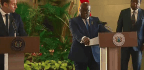 Ghana's President Says Africa Must Quit Its 'Mindset of Dependency' on Western Aid