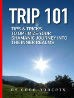 Trip 101 : Tips & Tricks to optimize your Shamanic Journey into the Inner Realms