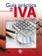 Guía práctica de IVA 2018