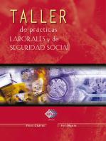 Taller de prácticas laborales y de seguridad social 2018