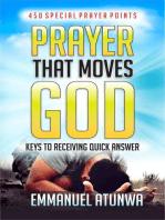 Prayer That Moves God