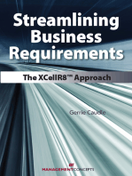 Streamlining Business Requirements
