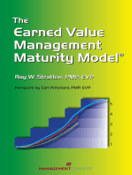 The Earned Value Management Maturity Model