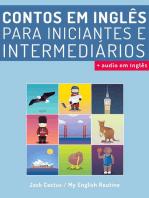 Aprenda Inglês com Contos Incríveis para Iniciantes e Intermediários: Aprenda Inglês, #1