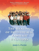 The Healing of Individuals, Families & Nations