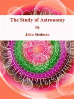 The Study of Astronomy
