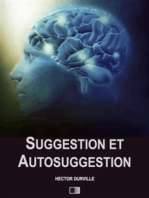 Suggestion et autosuggestion