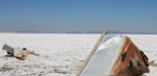 The Ecological Catastrophe That Turned a Vast Bolivian Lake Into a Salt Desert